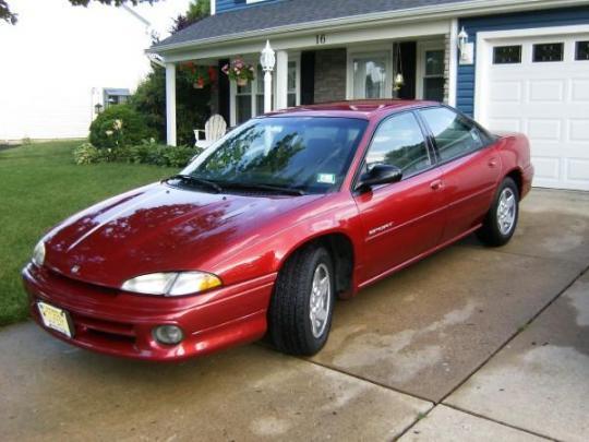 1997 Dodge Intrepid Base Photo 1