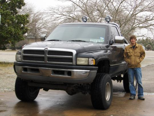 1996 Dodge Ram Pickup 1500 Vin 1b7hc16x6ts657267 Wiring Harness Photos Videos