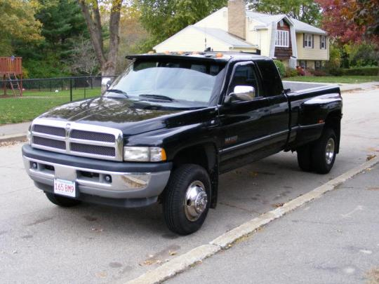 1996 dodge ram pickup 3500 vin 3b7mf33w7tm108862. Black Bedroom Furniture Sets. Home Design Ideas