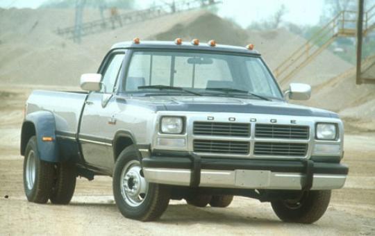 1990 Dodge Ram 350 exterior