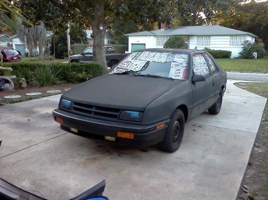 1994 Dodge Shadow Photo 1