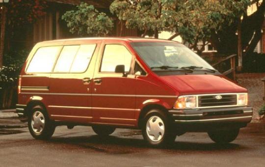 1993 Ford Aerostar - VIN: 1FTDA14U7PZA99312 - AutoDetective.com