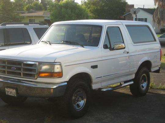 Gallery for gt 2000 ford bronco