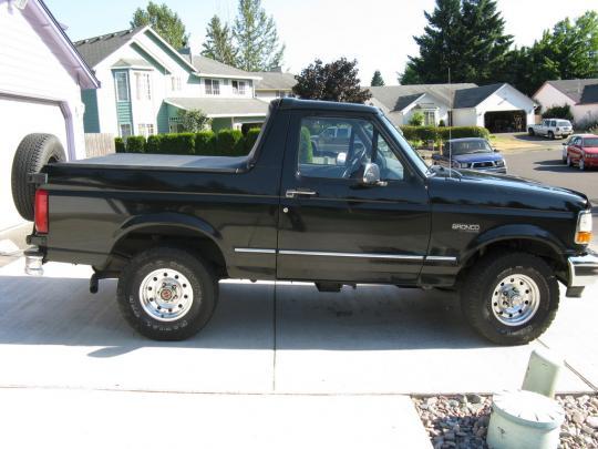 1993 Ford Bronco >> 1994 Ford Bronco - VIN: 1FMEU15N6RLA06039 - AutoDetective.com