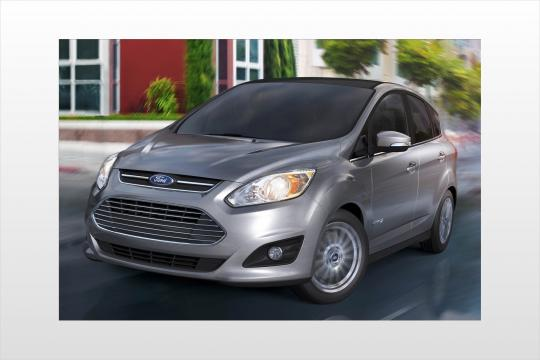 2014 ford c max hybrid vin 1fadp5au6el506519. Black Bedroom Furniture Sets. Home Design Ideas