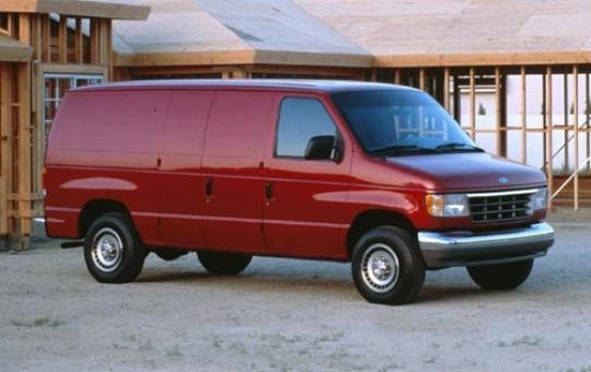 1991 Ford Club Wagon exterior