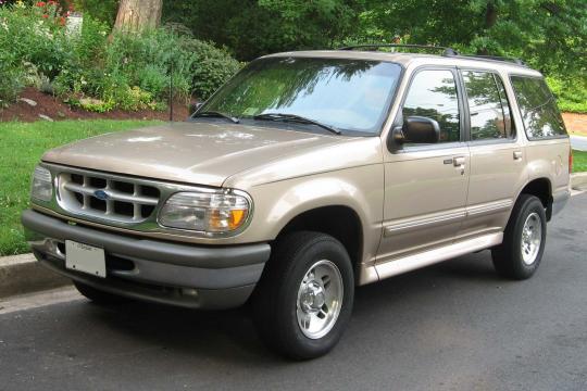 1995 Ford Econoline