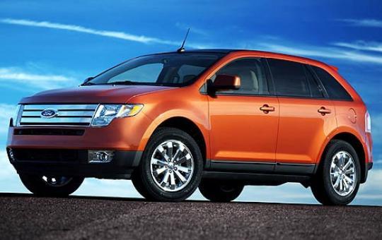 2007 Ford Edge SE FWD Photo 1