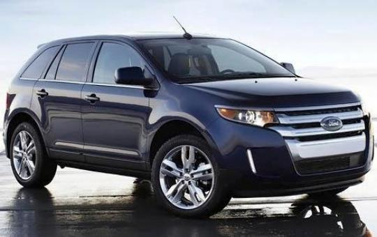 2011 Ford Edge exterior