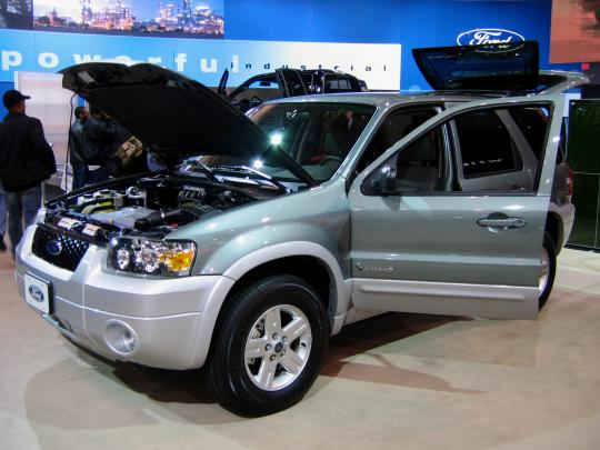 2006 Ford Escape Hybrid Msrp