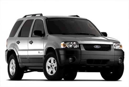 2007 Ford Escape Hybrid FWD Photo 1