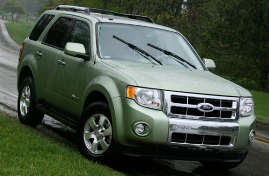 2010 Ford Escape Hybrid VIN Number Search - AutoDetective