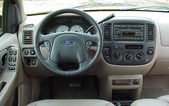 Anti Theft System >> 2001 Ford Escape - VIN: 1FMYU04141KB62080 - AutoDetective.com