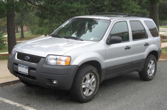 2001 Ford Escape Photo 1
