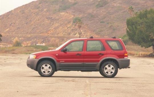 2002 Ford Escape V6 Fuse Box