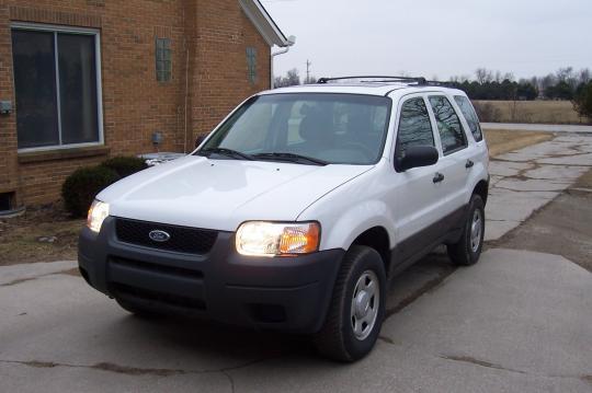 2003 Ford Escape Vin 1fmyu03143ke20442 Fuse Box