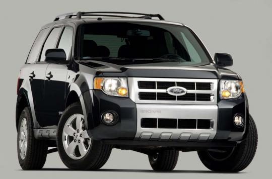 2011 Ford Escape Photo 1