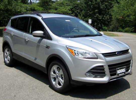 2012 Ford Escape Photo 1