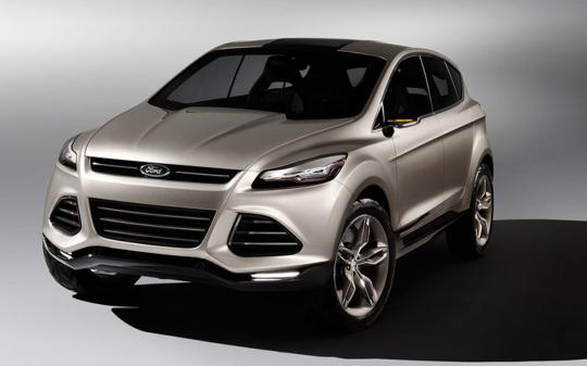 2017 Ford Escape Photo 1