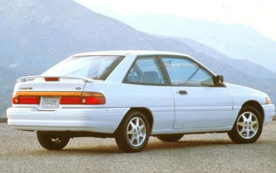 1996 FORD ESCORT 19L L4 Timing Belt RockAuto