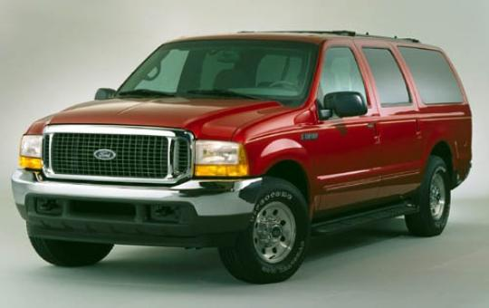 2002 Ford Excursion Vin Check Specs Recalls Autodetective