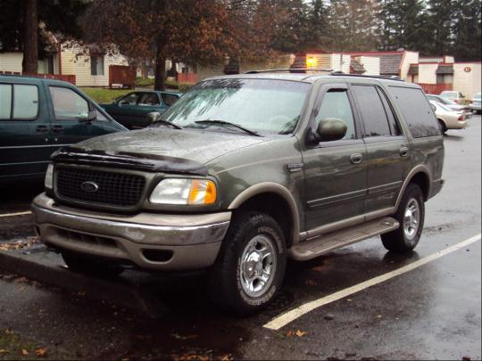 2001 Ford Expedition Vin 1fmfu16l51lb52907