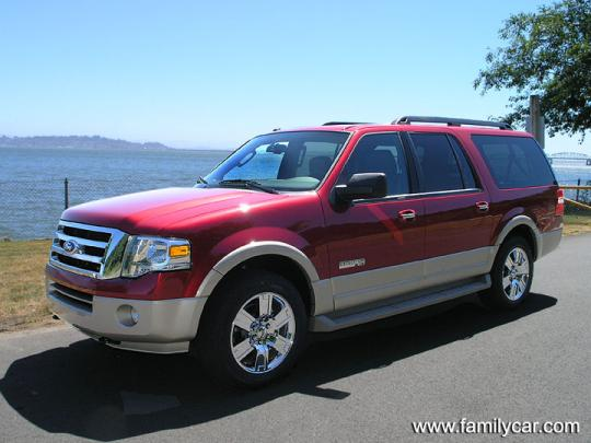 2007 Ford Expedition Photo 1