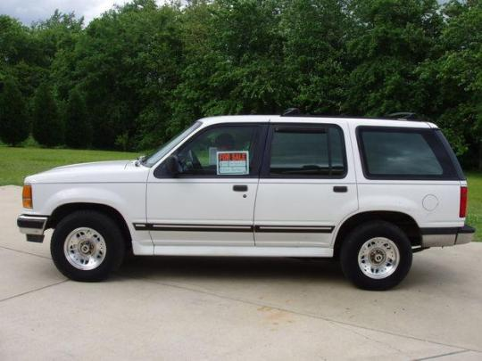 1994 Ford Explorer Vin 1fmdu34x3rud26875