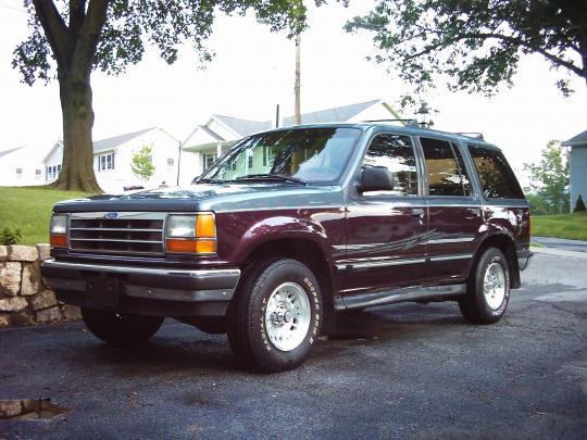 Vehicle Vin Number >> 1994 Ford Explorer - VIN: 1FMDU34X3RUD26875 - AutoDetective.com