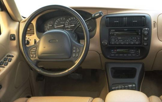99 Ford Expedition Interior Parts