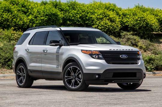2015 Ford Explorer Photo 1