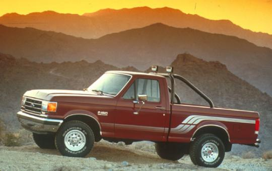 1990 Ford F-150 Photo 1