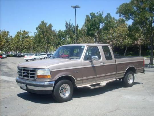 Ford F150 Towing Capacity >> 1992 Ford F-150 - VIN: 1FTCF15Y2NKA82311 - AutoDetective.com