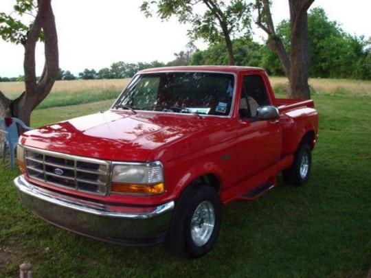 1993 Ford F-150 Photo 1