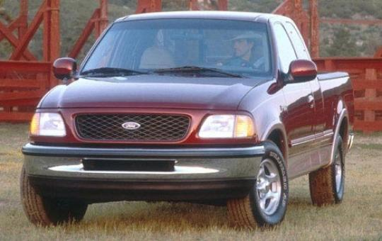 1997 Ford F-150 exterior