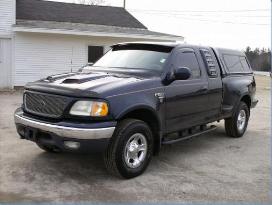 1999 Ford F-150 Photo 1