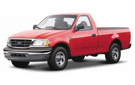 2002 Ford F-150 Photo 1