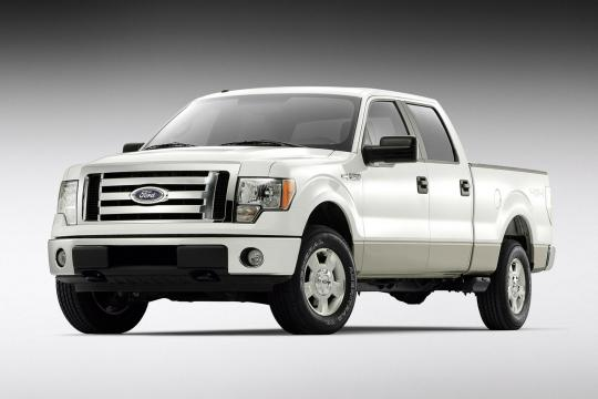 2009 Ford F-150 Photo 1