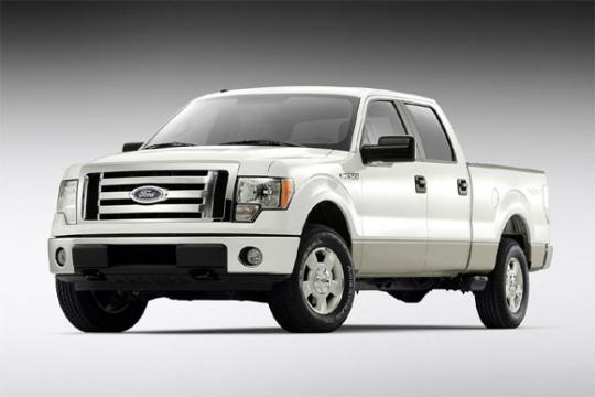 2011 Ford F-150 Photo 1