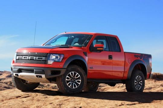 2012 Ford F-150 Photo 1