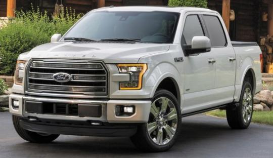 2016 Ford F-150 Photo 1