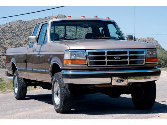 1993 Ford F 250 Vin 1fthx26m0pkb42268 Autodetective Com