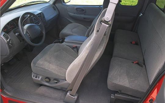 on 1990 Ford Ranger