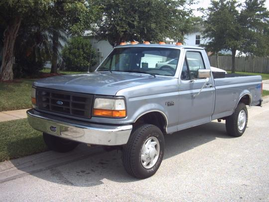 1997 Ford F-250 Photo 1