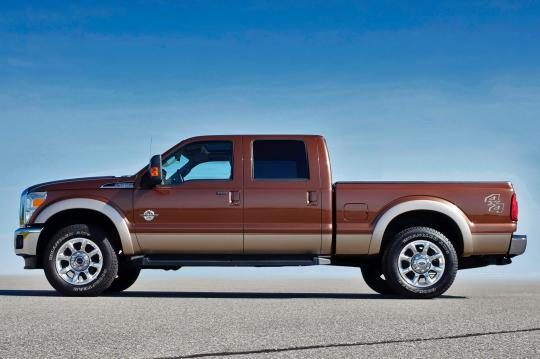 2014 ford f 350 truck xl - Exterior