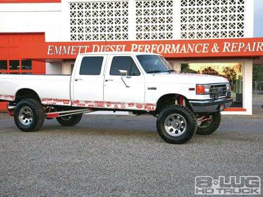 1991 Ford F-350 Photo 1