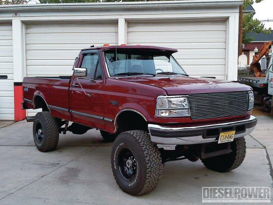 F350 Towing Capacity >> 1992 Ford F-350 - VIN: 2FTJW35G9NCA85348 - AutoDetective.com