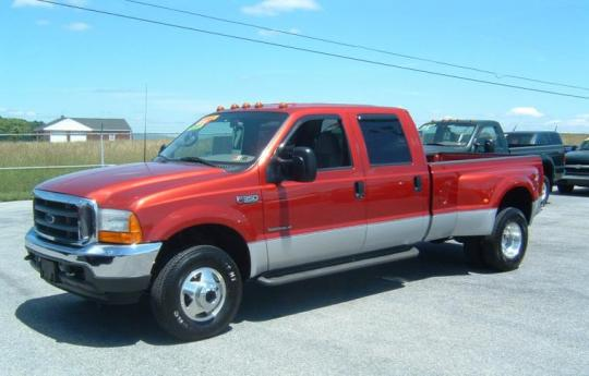 1993 Ford F-350 Photo 1