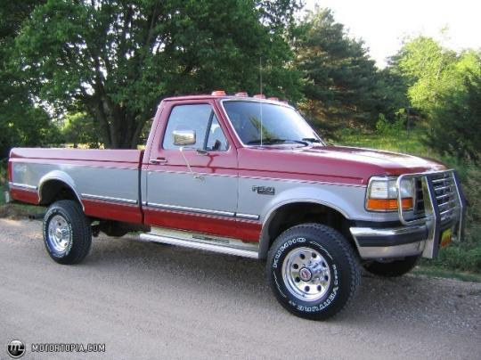1994 Ford F-350 Photo 1