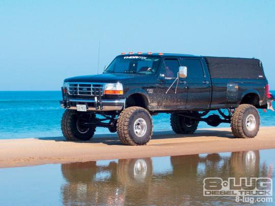 1995 Ford F-350 Photo 1